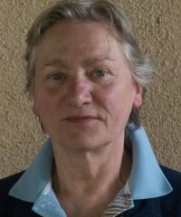 Maryse THIEBAUT, Vice Présidente, chargée des régions