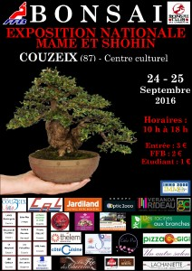 Exposition nationale Mame Shohin @ Couzeix | Limousin | France